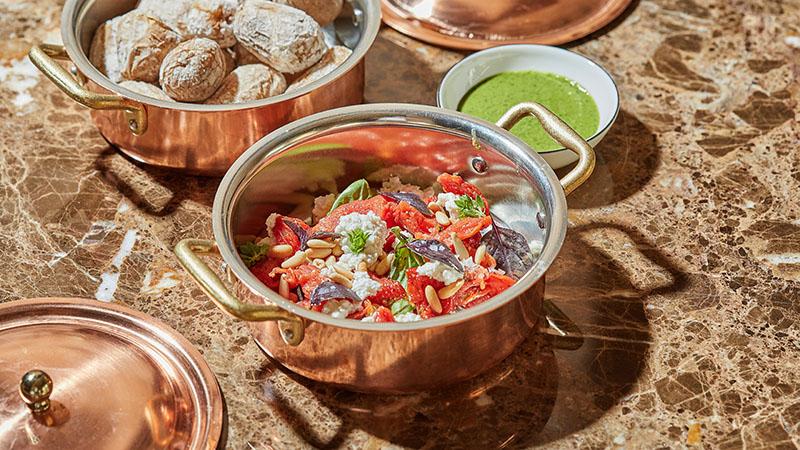 Tasting Menu - Sa Creu Nova - Luxury Hotel - Mallorca - Es Trenc