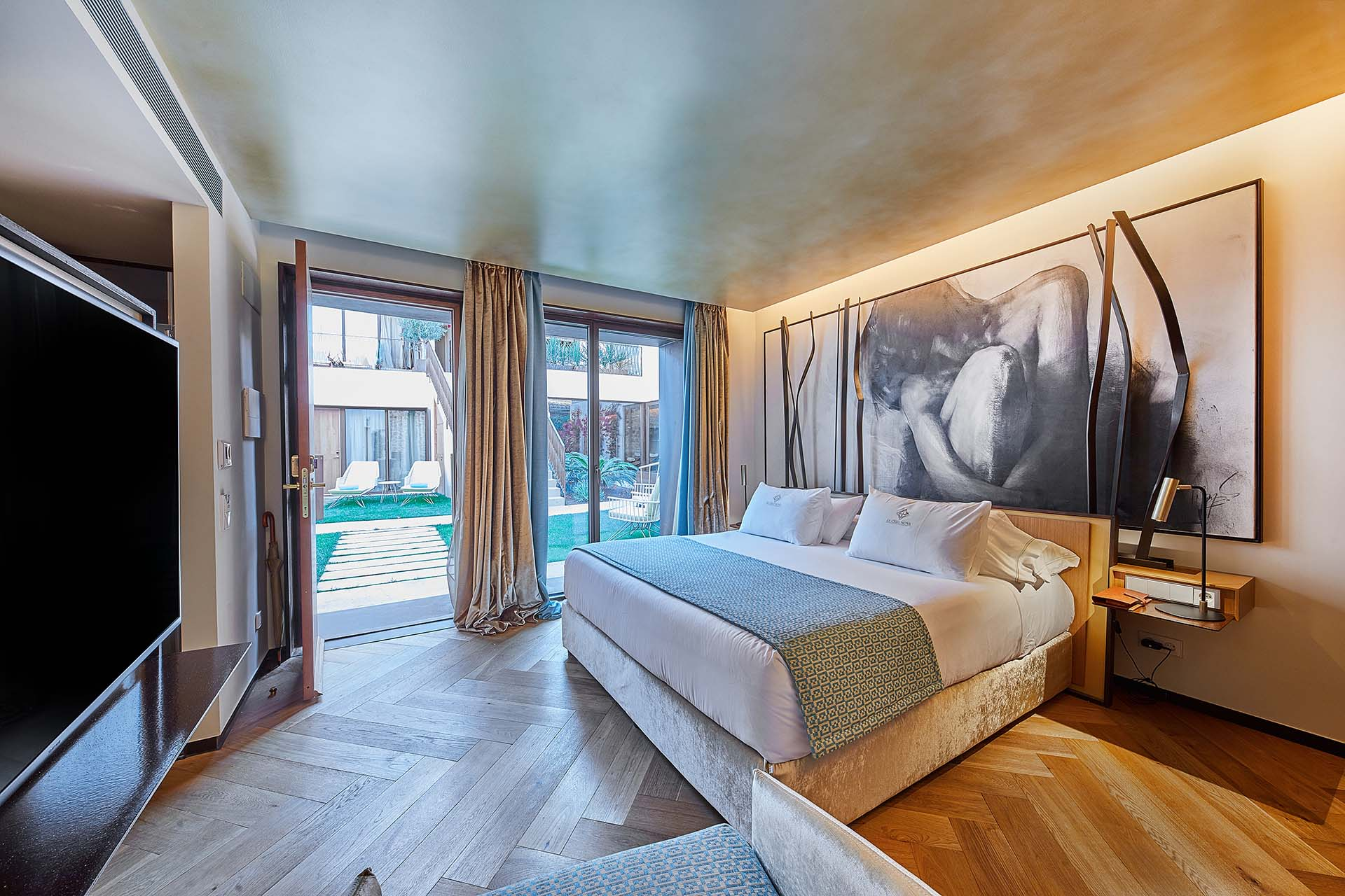 Superior Room - Sa Creu Nova - Luxury Hotel South Mallorca