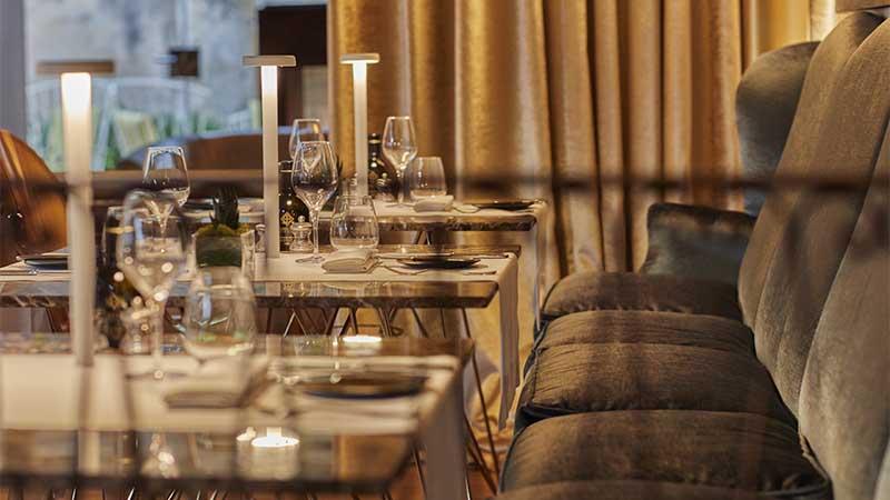 Sa Creu Nova Luxury Hotel Mallorca Restaurant
